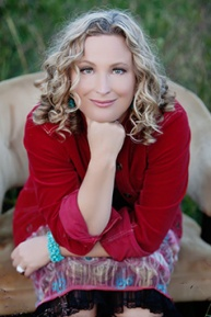 Susannah Scott Author Pic