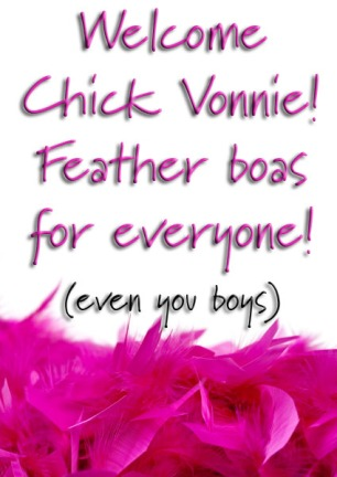 welcome vonnie