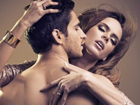 man-woman-flirting